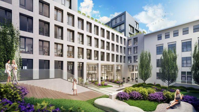 Balance Office Park: Nyolcmilliárd forintos beruházással épített új irodaházat a CPI Budapesten