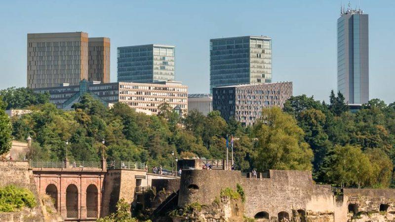 Népszerű kerületek Luxemburgban