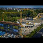 Liget Budapest: Elérte legmagasabb pontját a Néprajzi Múzeum új épülete