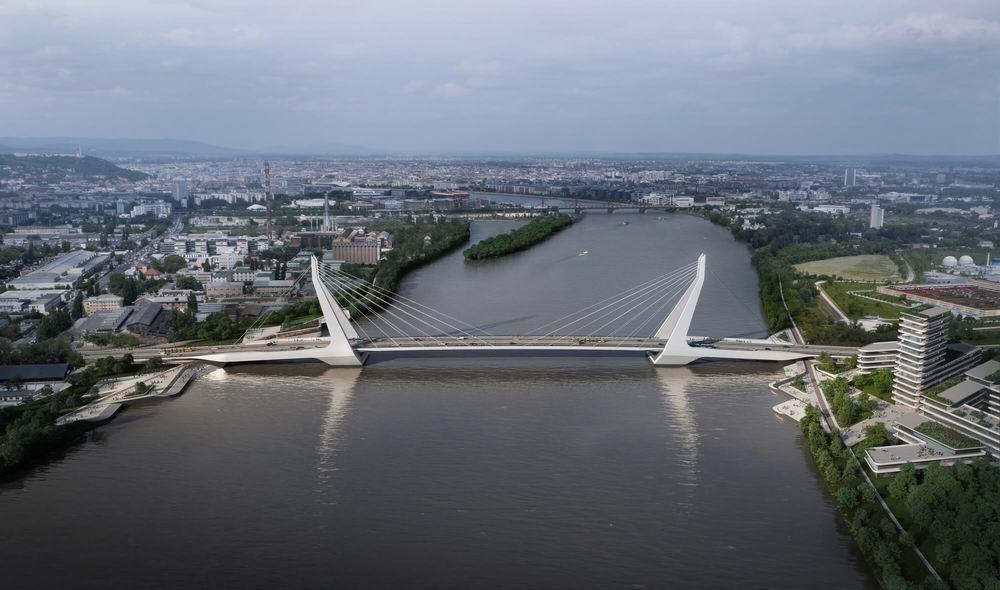 új dunai híd Budapest